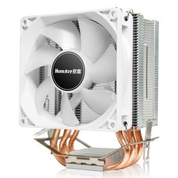 航嘉(huntkey)冰封 200/400/毒刺120 多平台 台式机电脑cpu风扇散热器