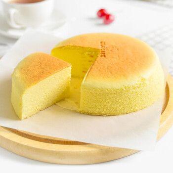 【芝士蛋糕7寸】新鲜现做 芝洛洛轻乳酪 原味奥利榴莲