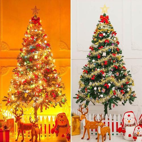 圣诞树1.5米套餐1.8米1.2圣诞节装饰品大型家用小型