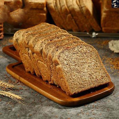无糖精大片弘一面包全麦德国黑麦全麦硬面包田园零脂肪即食运动达人