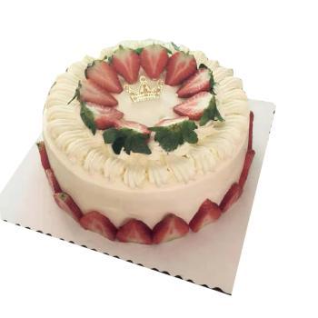 麦稻10寸水果生日蛋糕