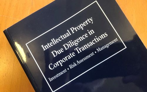 ip due diligence in 3 easy steps the author of the book02ip