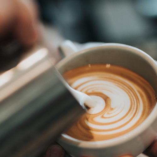 口味拿铁咖啡
