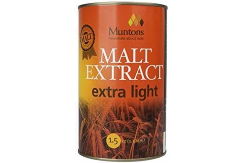 muntons 超轻液体麦芽提取物