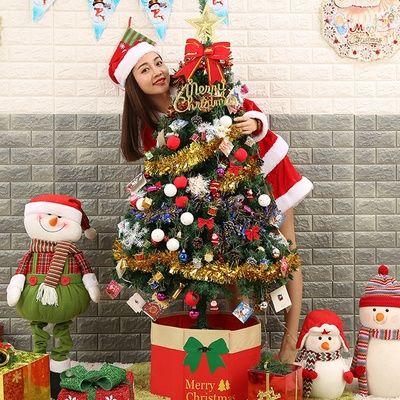 圣诞节手工圣诞树桌面摆件diy儿童手工制作材料包幼儿园装饰小型