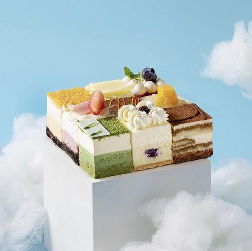 诺心蛋糕258元环游世界,巧克力松露