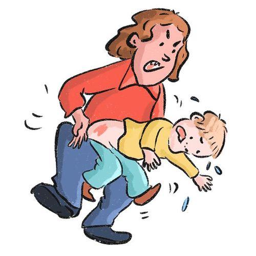 打屁股会伤了孩子大脑不止还有这些危害
