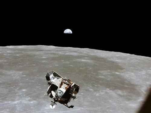 阿波罗18号任务在月球背面发现一亿年前的飞船遗骸是真的吗
