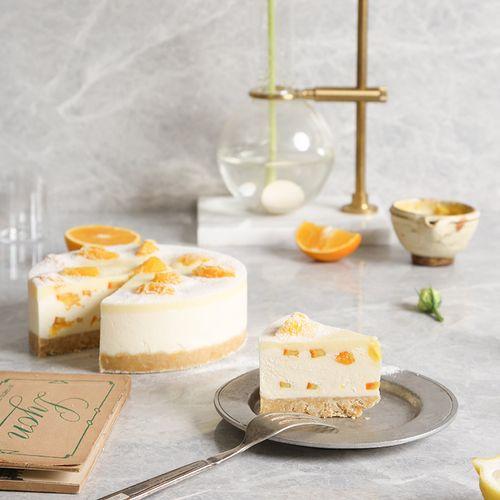 橙橙芝士蛋糕 【徐州】