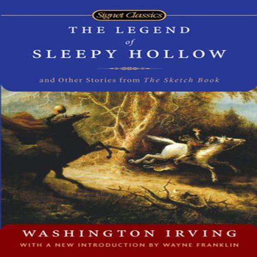 沉睡谷传奇及其他 英文原版 the legend of sleepy.