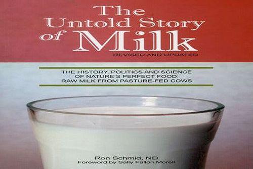 【预售】the untold story of milk: the history, politics and