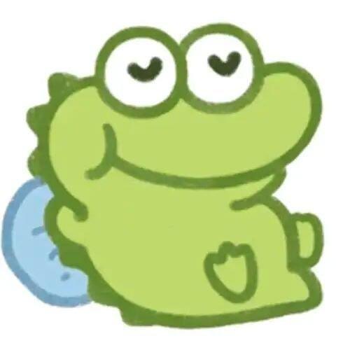 绿色可爱漫画头像男生头像图片