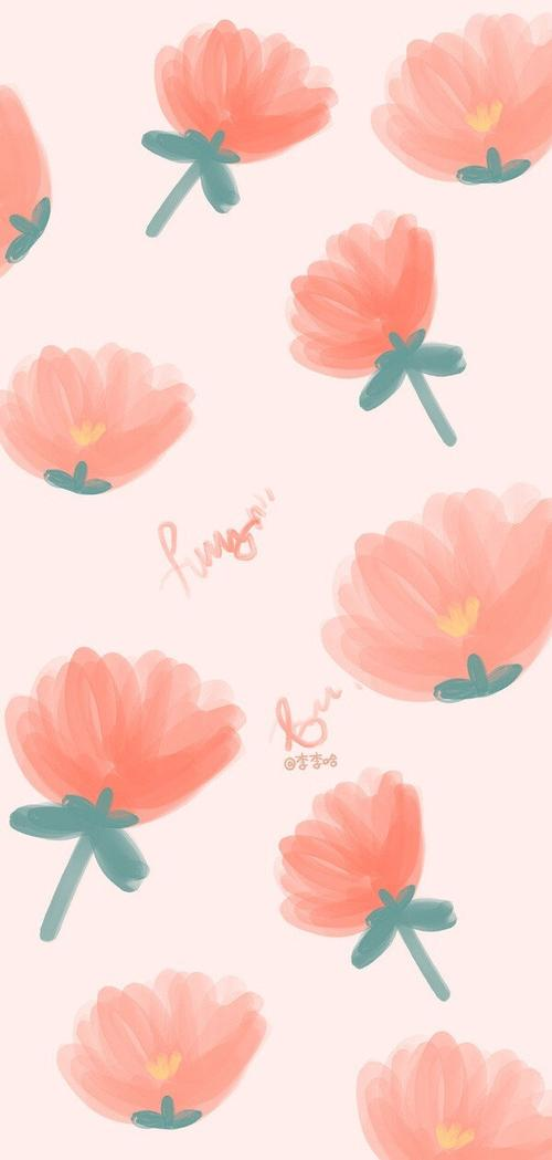 pinkpink粉红系列可爱壁纸粉色壁纸