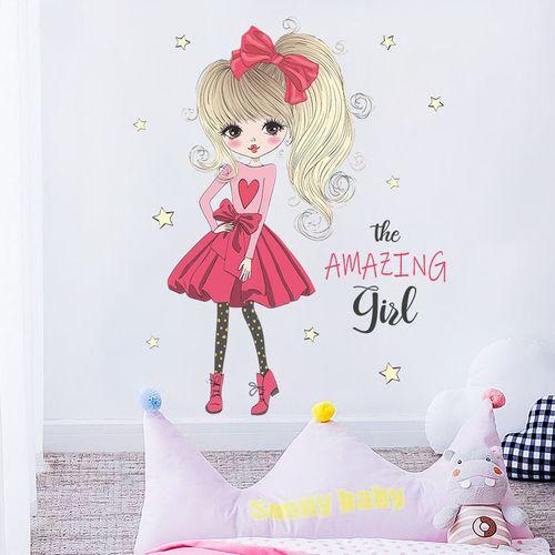 小公主头像可爱卡通